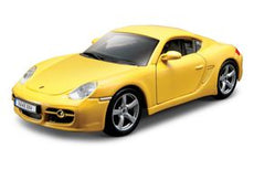 1/32 PORSCHE CAYMA S YELLOW