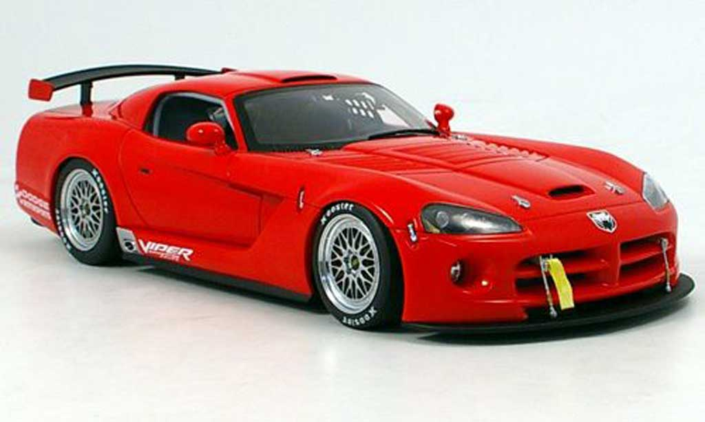 1/18 DODGE VIPER COMPETITION COUPE GT 2003