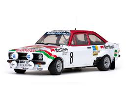 1/18 FORD ESCORT RS 1800 #8 A VANTANEN 1978