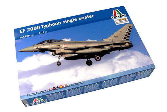 1/72 EF2000 TYPHOON SINGLE SEATER
