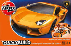 Airfix QUICK BUILD Lamborghini Aventador LP-700-4