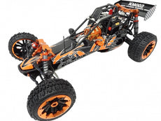 1/5 Scale King Motor KSRC-002 34cc Gas RTR Buggy