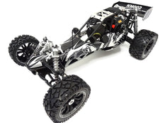1/5 Scale King Motor KS001 23cc Gas RTR Buggy