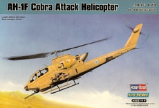 1:72 Scale AH-1F Cobra Attack Helicopter