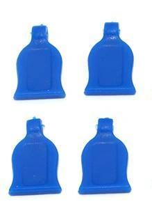 Carbody clips Protector with Body clips (blue)