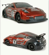 1/10 Nanda NT-10 EP Touring Car - Drift Spec