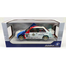 Solido 1/18 Scale S1801503 - BMW M3 E30 - #15 DTM Champion 1989