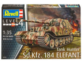SD.KFZ 184 TANK HUNTER 'ELEPHANT' 1/35