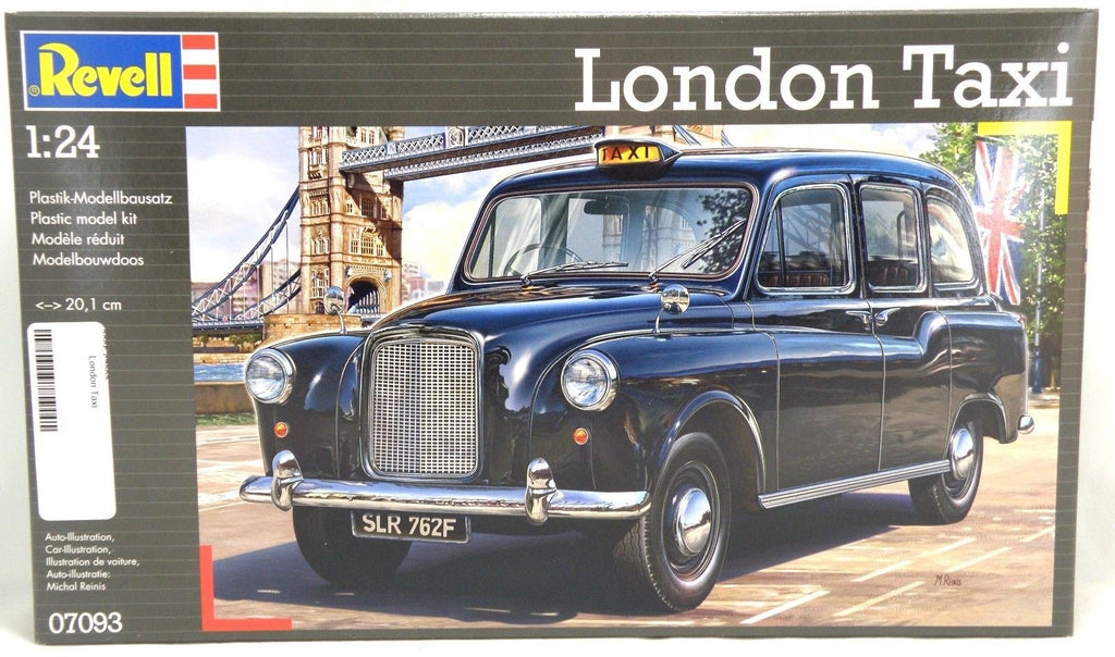 1/24 LONDON TAXI