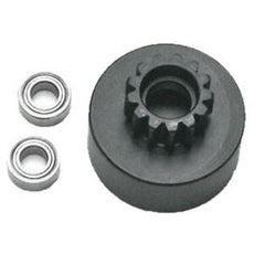 1/8  Clutch Bell  14T ,Machined black