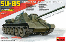 1/35 Soviet Self-Propelled Gun SU-85 Mod.1943 Mid Production