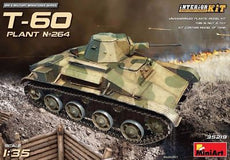 1/35 Soviet Light Tank T-60 Plant No. 264