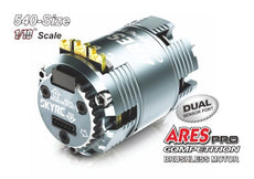 ARES PRO COMPETITION BRUSHLESS MOTOR 1/10 540