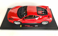 1/18 Hot Wheels Elite FERRARI 458 italia red