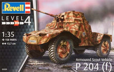 AROURED SCOUT VEHICLE P204 1/35
