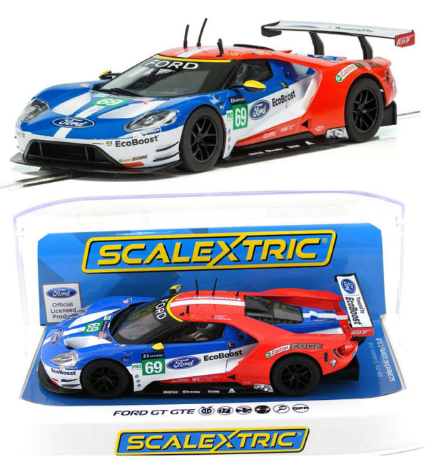 Scalextric Ford GT GTE Le Mans 2017 No.69