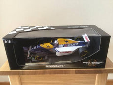WILLIAMS FW15 1993 PROST WC 1/18