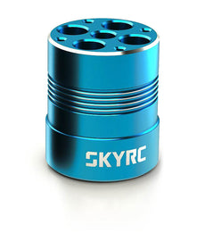 SKYRC SHOCK HOLDER (BLUE)
