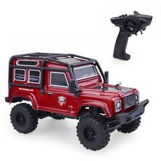 1/24 ADUENTURER V2 Mini 4WD Land Rover Off-road Vehicle RC Crawler.