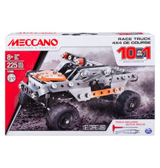 Meccano 10-Model Truck Set