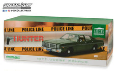 1/18 DODGE MONACO ARTISAN COLL HUNTER TV '84-'91 GREEN '77