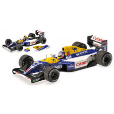 1/18 Williams Renault FW14B WC 1992 Nigel Mansell Minichamps 186920005