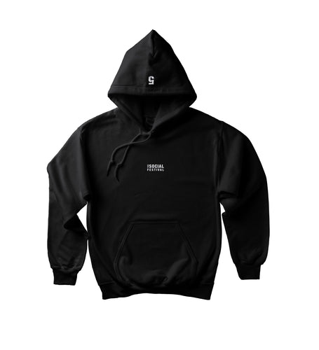 Special Edition Embroidered 5th Anniversary Oversized Hoodie