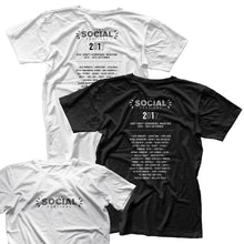 2017 Line Up Regular T-Shirt