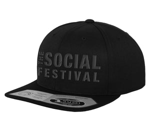 Special Edition Embroidered 5th Anniversary Snapback