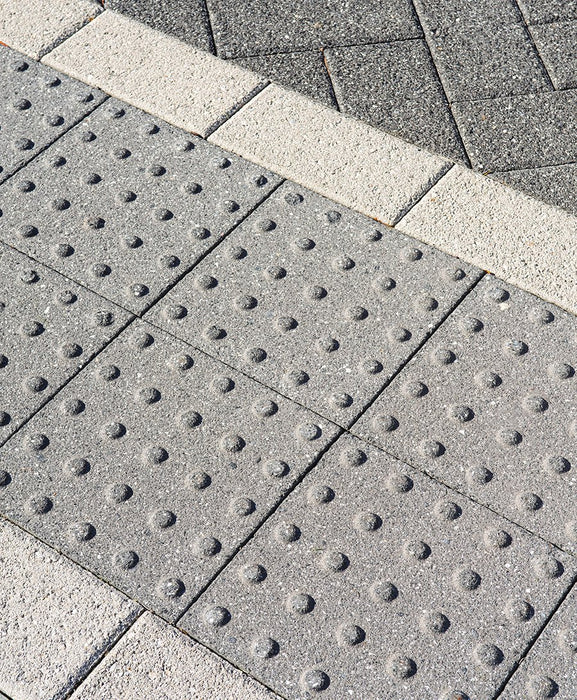Detectable Warning Cast in Place Concrete Truncated Dome - Detectable Warning Panels