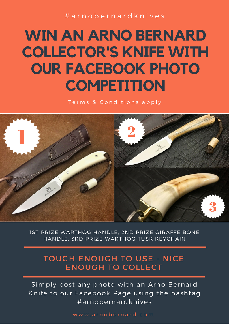 Arno Bernard Facebook Photo Competition