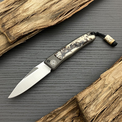 Rinkhals with Kudu Bone - 8101CB
