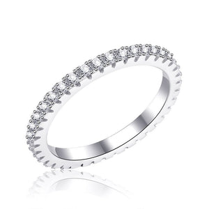 Luxe Pavé Crystal Band