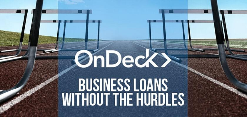 OnDeck Business Loan Review