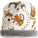 The Bonnie Mob Katz Reversible Beanie Hat