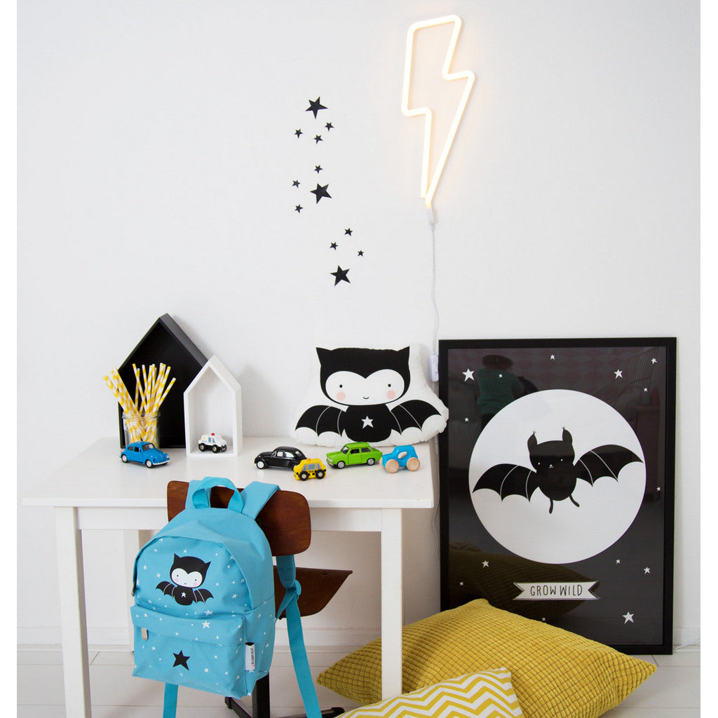 BAMBINISTA - A LITTLE LOVELY COMPANY - Accessories - Little Backpack Bat