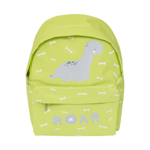 BAMBINISTA - A LITTLE LOVELY COMPANY - Accessories - Little Backpack Brontosaurus