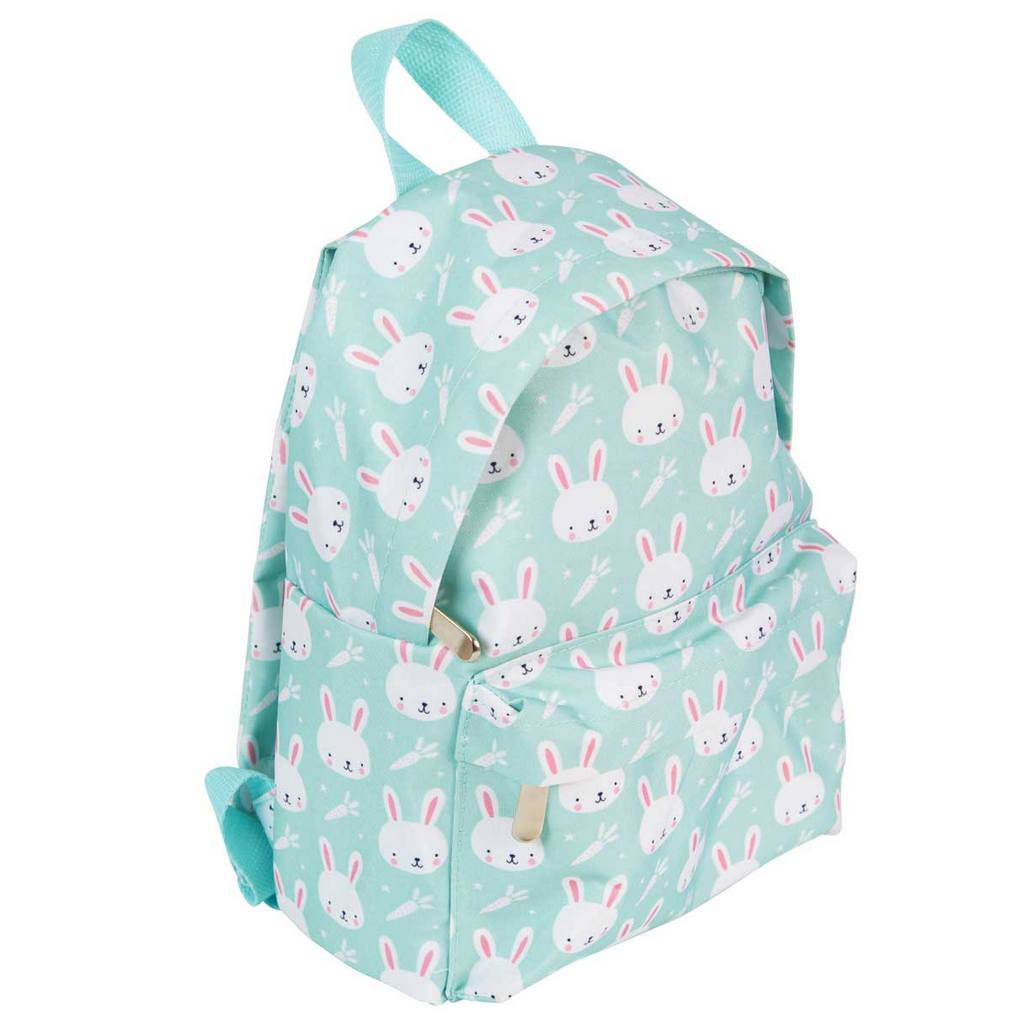 BAMBINISTA - A LITTLE LOVELY COMPANY - Accessories - Little Backpack Rabbits