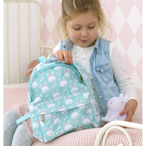 A LITTLE LOVELY COMPANY - Little Backpack Rabbits - Accessories - Bambinista