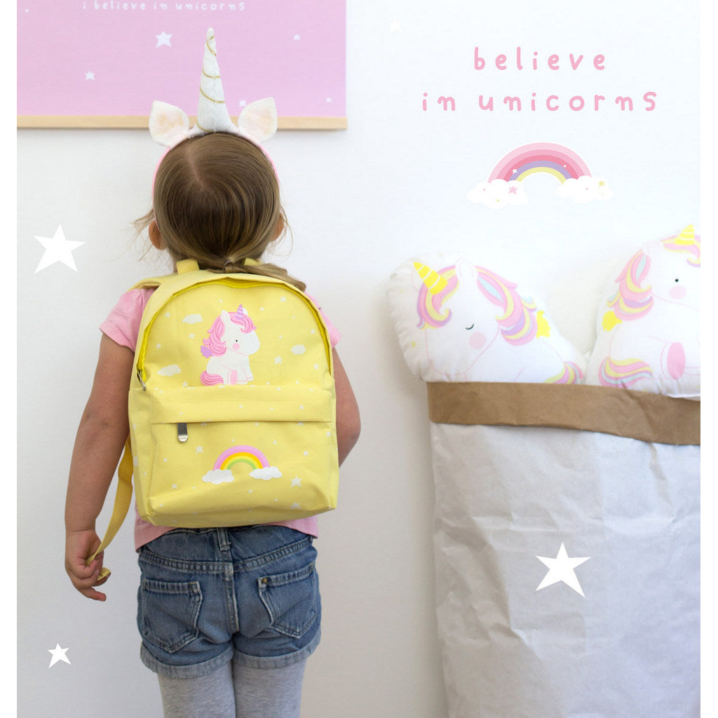 BAMBINISTA - A LITTLE LOVELY COMPANY - Accessories - Little Backpack Unicorn