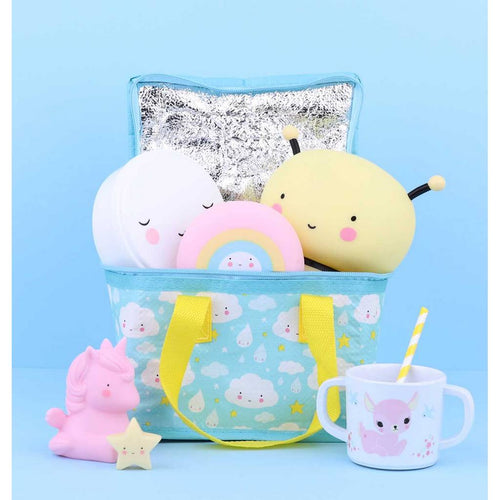 BAMBINISTA - A LITTLE LOVELY COMPANY - Tablewear - Cooler Bag Clouds
