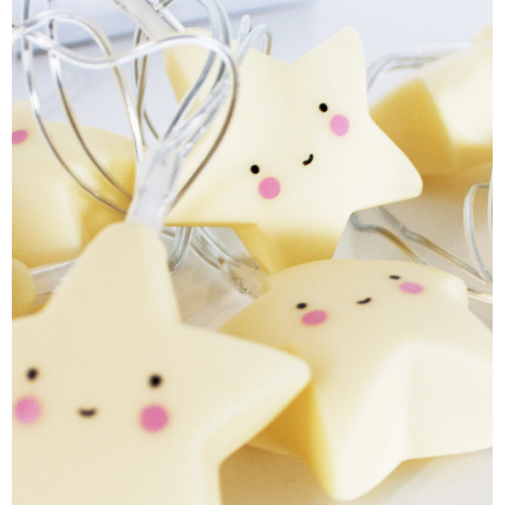 BAMBINISTA - A LITTLE LOVELY COMPANY - Toys - String Lights Stars