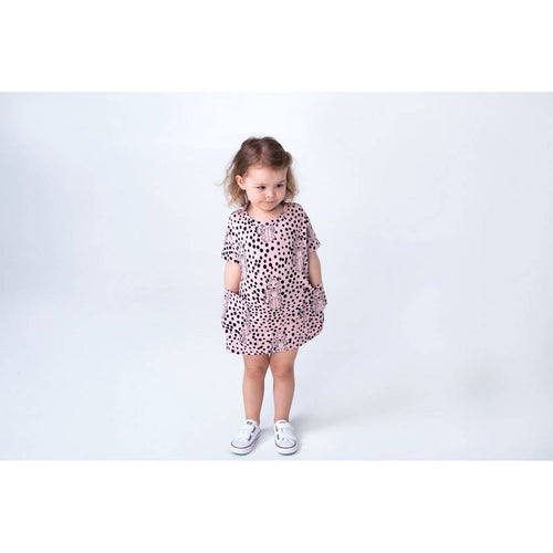 BAMBINISTA - CRIBSTAR - Dresses - Spotty Leopard Dress