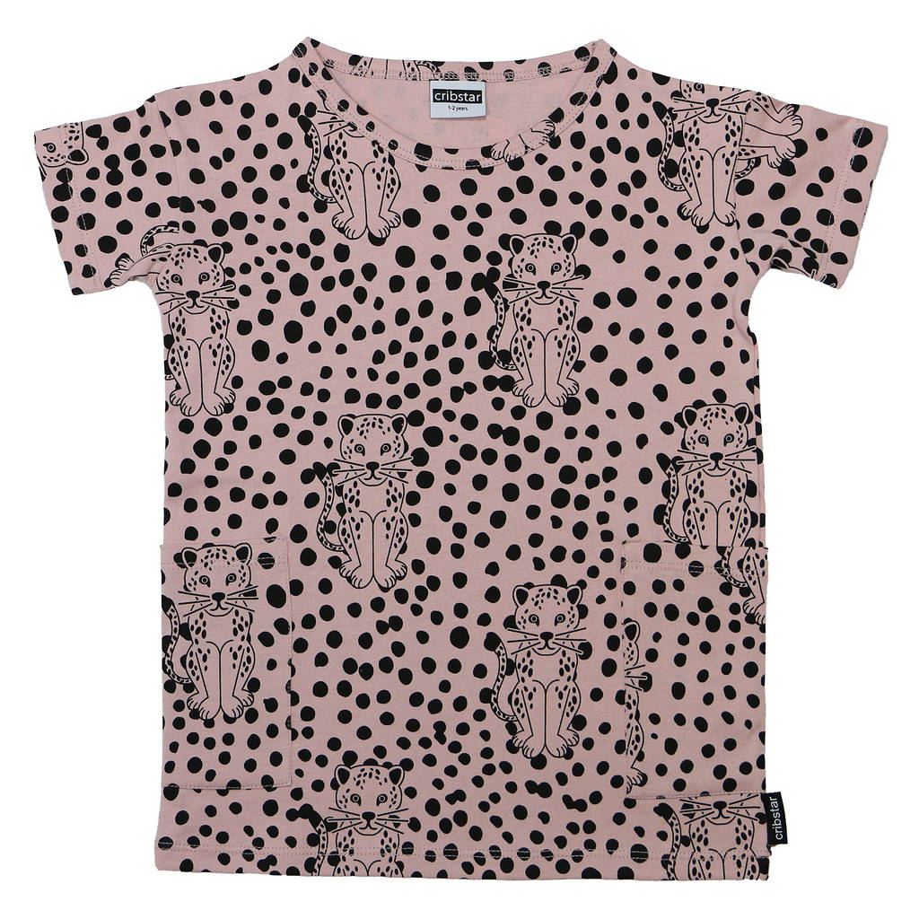 649745c1b2c Spotty Leopard Dress – Bambinista