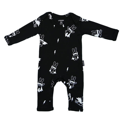 BAMBINISTA - CRIBSTAR - Rompers - Super Bunny Baby Romper