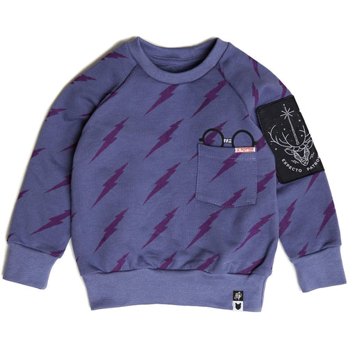 TOBIAS & THE BEAR - Harry Potter™ Badge Sweatshirt - Tops - Bambinista