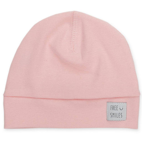 PINOKIO - Happy Kids Beanie Pink - Hats - Bambinista