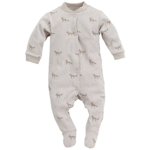 BAMBINISTA - PINOKIO - Pajamas - Smart Fox Sleepsuit