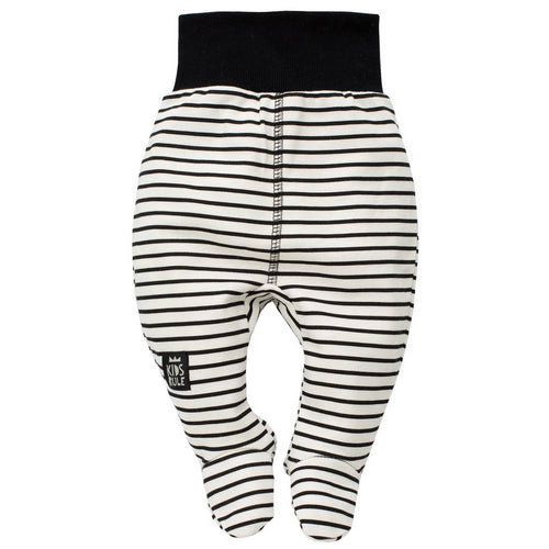 BAMBINISTA - PINOKIO - Bottoms - Happy Days Sleep Pants Stripe