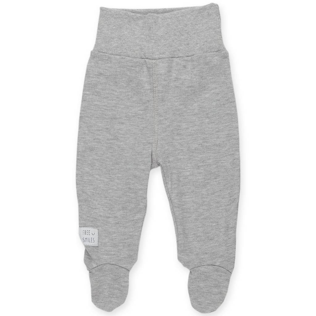 BAMBINISTA - PINOKIO - Bottoms - Happy Kids Sleep Pants Grey